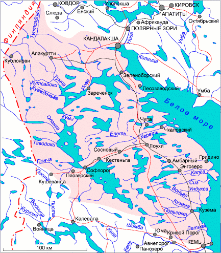 tll: Северная Карелия